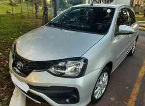 Toyota Etios X Plus 1.5 Flex 16v 5p Aut. em Cruzeiro, DF valor de R$ 55.500,00 no Vrum