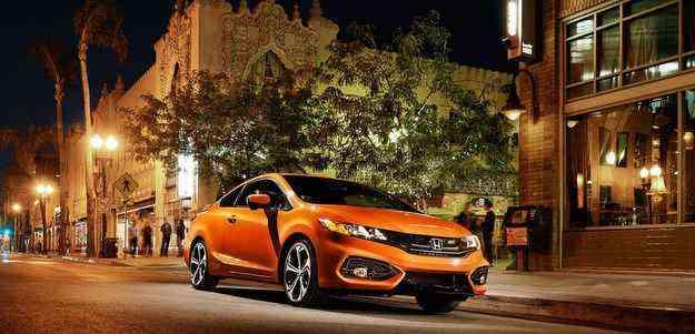 Civic Si vai ser lançado oficialmente nesta quinta-feira (13)  - Honda/divulgação