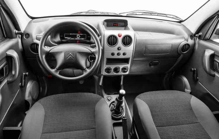 Interior do novo Citroën Berlingo - Citroën / Divulgação