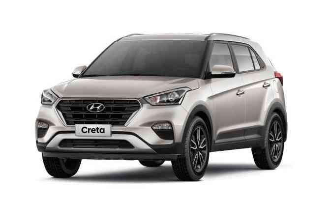 Hyundai Creta (foto: Hyundai/Divulgação)