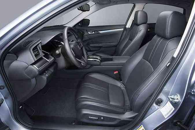 Honda quer melhorar padrão de acabamento nos EUA(foto: Honda/Divulgação)