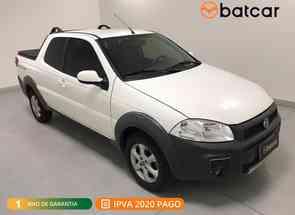 Fiat Strada Freedom 1.4 Flex 8v CD em Brasília/Plano Piloto, DF valor de R$ 64.500,00 no Vrum