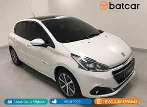 Peugeot 208 Griffe 1.6 Flex 16v 5p Aut. em Brasília/Plano Piloto, DF valor de R$ 61.000,00 no Vrum