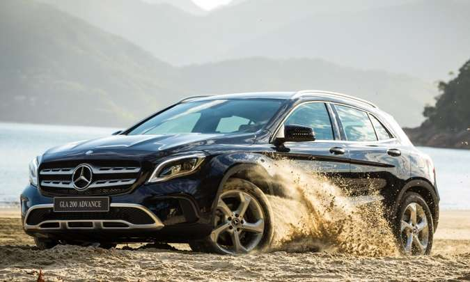 MERCEDES-BENZ GLA 200 FF STYLE - R$ 167.900(foto: Mercedes-Benz/Divulgação)