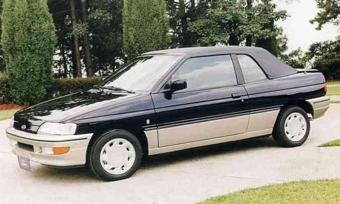 Segunda geração (brasileira!) chegou em 1993(foto: Ford/Divulgação)