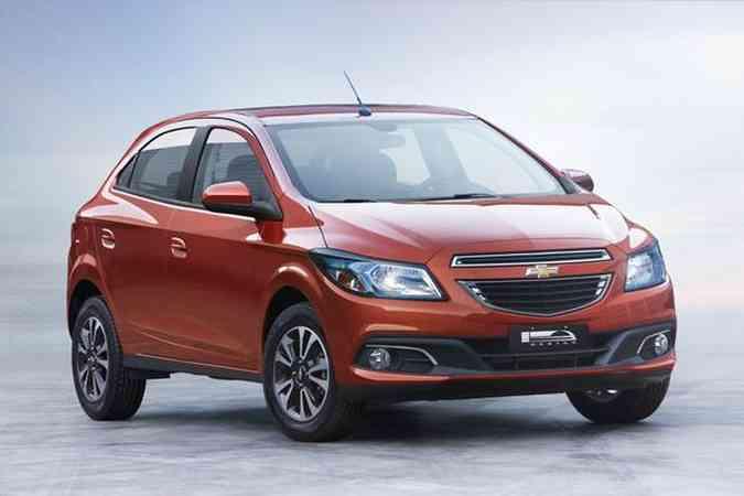 Novidade mais aguardada da Chevrolet, o Onix chega ao mercado pronto para brigaFábio Gonzales/Chevrolet/Divulgação