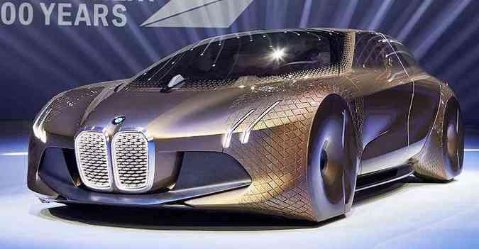 Conceito Next100 apresenta pensamento da BMW para o futuro(foto: BMW/Divulgação)