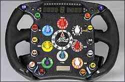 Mesmo com a diminuição dos controles eletrônicos, volante ainda comanda várias funções -