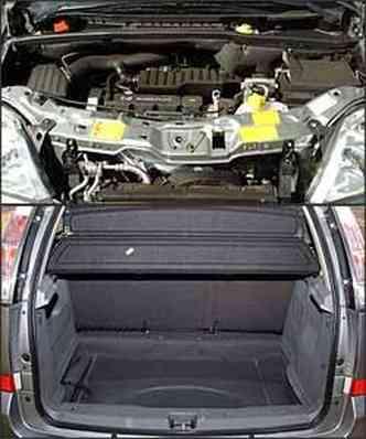Motor 1.4 tem bom fôlego e é referência. Capacidade do porta-malas é compatível