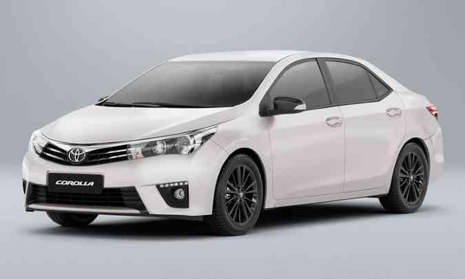 Toyota Corolla Dynamic(foto: Toyota/Divulgação)