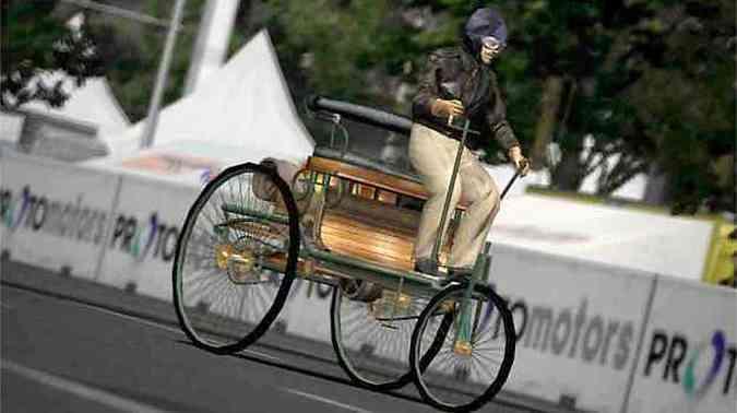 Importância levou o carro a ser incluído no jogo Gran Turismo 4(foto: Polyphony/Divulgacao )