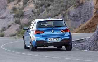 Motor 3.0 pode desenvolver até 340 cv. Foto: BMW / Divulgação