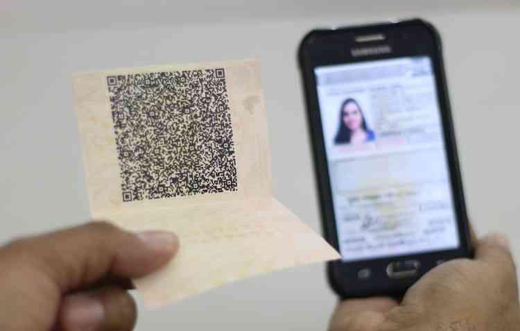 Todos os estados do Brasil estão aptos a emitirem a CNH digital. Foto: Gabriel Melo / Esp. DP -