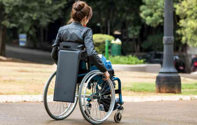 Tapete ainda é um protótipo, mas já é uma revolução na mobilidade. Foto: Régis Fernandez / Divulgação -