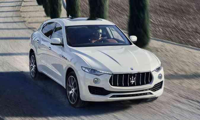 (foto: Maserati/Divulgação)