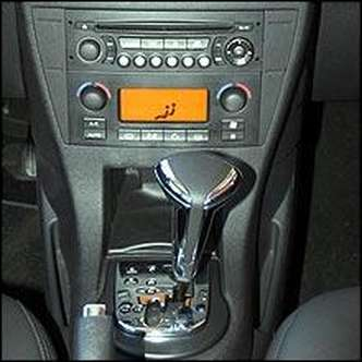 Câmbio automático de quatro velocidades