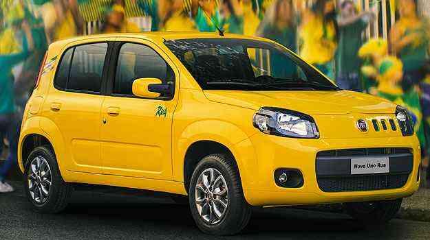 Com vendas em queda, Fiat aposta agora na versão Rua do Uno - Fiat/Divulgação