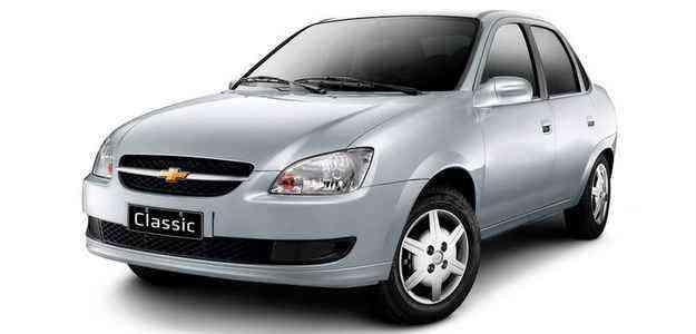 Toda a linha oferece ar-condicionado de série - Chevrolet/Divulgação