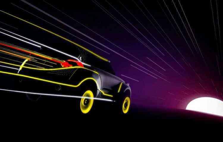 Novo modelo, chamado de eGT, será iniciado no início de 2019 - Renault / Divulgação