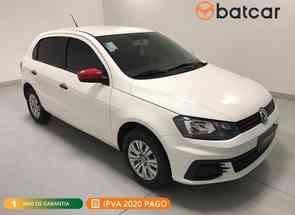 Volkswagen Gol Track 1.0 Total Flex 12v 5p em Brasília/Plano Piloto, DF valor de R$ 36.000,00 no Vrum