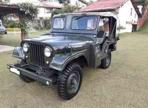 Jeep Willys Ma em Belo Horizonte, MG valor de R$ 60.800,00 no Vrum