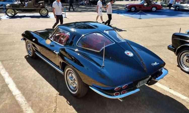 Corvette 1963 - Pedro Cerqueira/EM/D.A Press