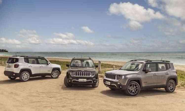Reestilizado Descubra O Que Mudou No Jeep Renegade 2019 Vrum