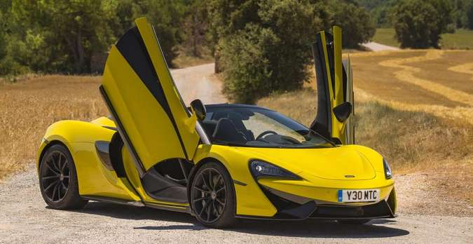 McLaren / Divulgação