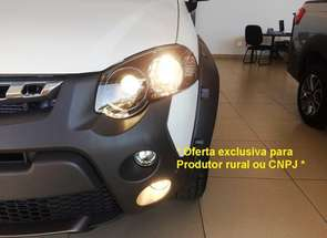 Fiat Strada Adventure1.8/ 1.8 Locker Flex CD em Alfenas, MG valor de R$ 67.191,00 no Vrum