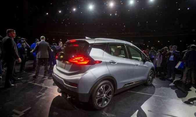 Linhas agressivas seguem novo DNA da Chevrolet(foto: Chevrolet/Divulgação)