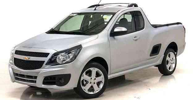 Chevrolet Montana, veja as fotos da picape - Chevrolet/Divulgação