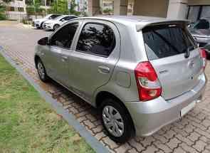 Toyota Etios X 1.3 Flex 16v 5p Aut. em Brasília/Plano Piloto, DF valor de R$ 44.900,00 no Vrum