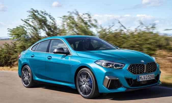 BMW Série 2 Gran Coupé: