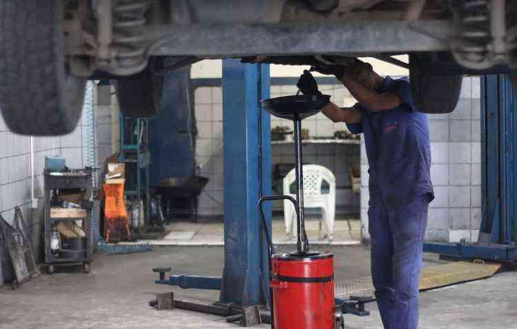 Problemas no motor podem não aparecer de imediato - Gabriel Melo/ Esp.DP