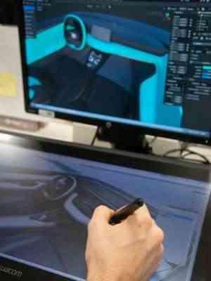 A Fiat vai exibir seu novo Concept Car, que revela ideias para os carros de produção - Fiat/Divulgação