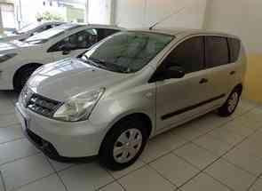 Nissan Livina S 1.6 16v Flex Fuel Mec. em Londrina, PR valor de R$ 24.900,00 no Vrum