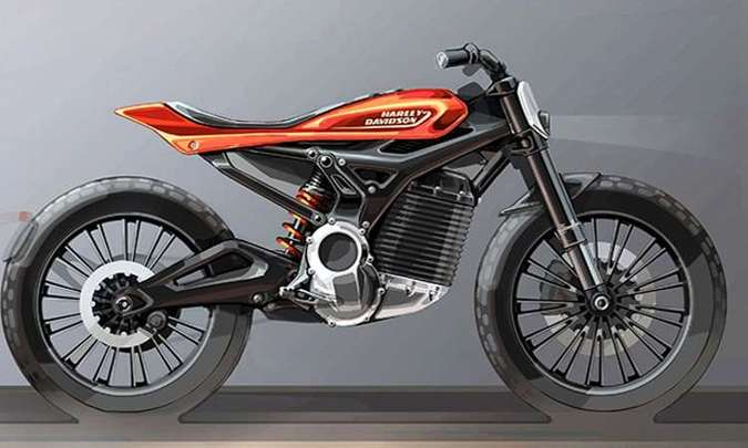 Modelos elétricos mais %u201Cpopulares%u201D e acessíveis também serão produzidos...(foto: Harley-Davidson/Divulgação)