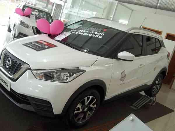 Nissan Kicks S Direct 1.6 16v Flex 5p Aut.(pcd) 2020 R$ 82.340,00 MG VRUM
