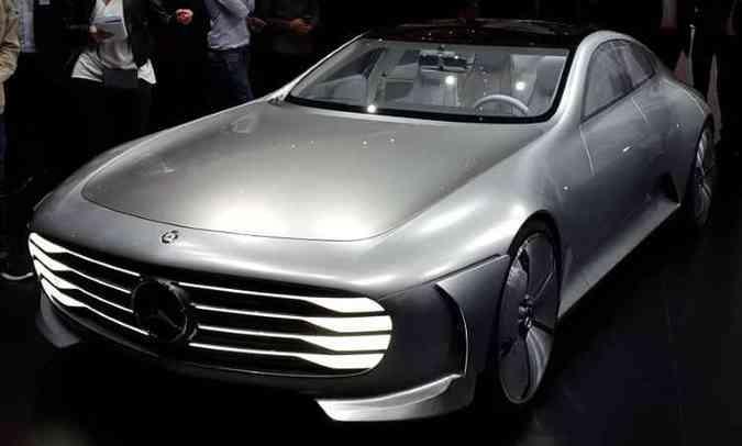 Mercedes Concept(foto: Pedro Cerqueira/EM/D.A Press)