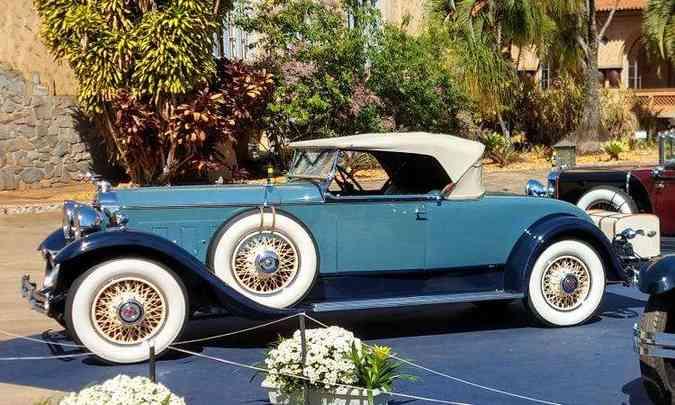 Packard Roadster 1931(foto: Pedro Cerqueira/EM/D.A Press)