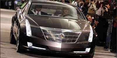 Cadillac Converj - Fotos: Bill Pugliano/AFP