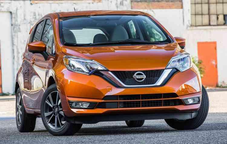 Nissan Note já é comercializado no Japão com propulsor E-Power - Nissan / Divulgação