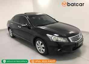 Honda Accord Sedan Ex 3.5 V6 24v em Brasília/Plano Piloto, DF valor de R$ 38.000,00 no Vrum