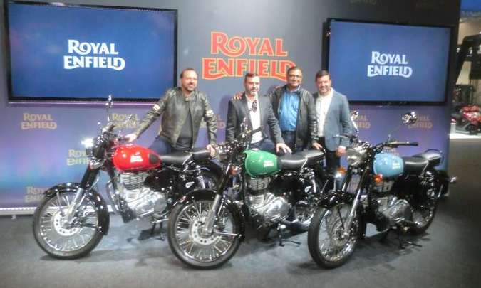 Royal Enfield Reddtich 500(foto: Téo Mascarenhas/EM/D.A Press)