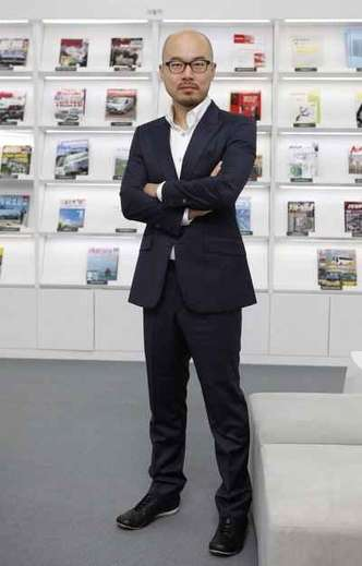 Designer chefe da Hyundai, Casey Hyun, pai do HB20(foto: Hyuindai/divulgacão)