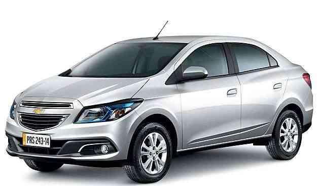 Versão top de linha LTZ tem preço sugerido a partir dos R$ 51.296 - Chevrolet/divulgação