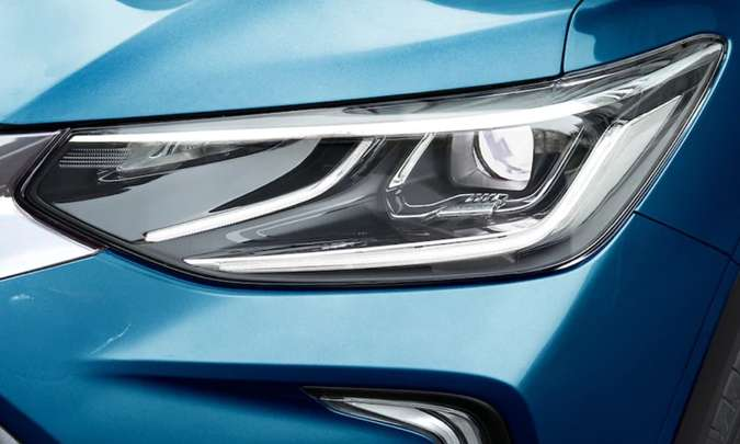 Na versão topo de linha os faróis e as luzes diurnas são em LED(foto: Chevrolet/Divulgação)