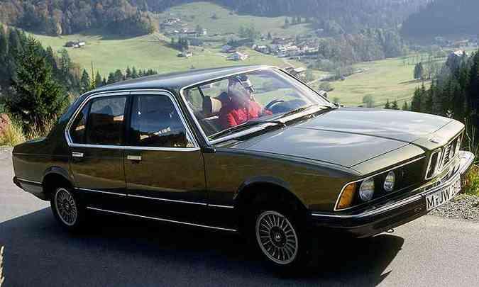 Série 5 dos anos 1970 e 1980(foto: BMW/Divulgação)