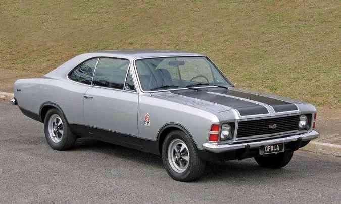 Uma das melhores fases do modelo foi o cupê SS de 1976(foto: Editora Alaúde/Divulgação)