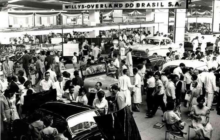 Evento sobreviveu a crises econômicas e políticas. Foto: dominiopublico.gov.br/Reproducao -